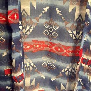 Fashion to Figure Tops - Fashion 2 Figure Printed Kimono